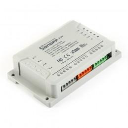 Sterownik - przekażnik WIFI SONOFF 4 kanały 230V