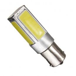 Żarówka LED Ba15s P21W 1156 COB 12V 4W