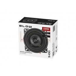 Głośnik samochodowy Blow S-100 10cm 100W 4 Ohm 2-drożny uniwersalny  / 30-601