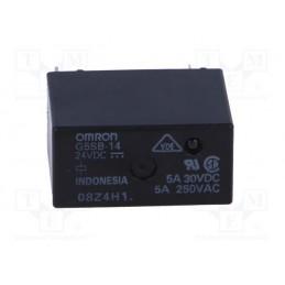 Przekażnik G5SB-14 24V 5A 1-przełączny / G5SB-14-24DC