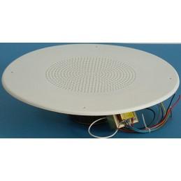 Głośnik sufitowy 330mm 10W 70V 8ohm radiowęzłowy WB801