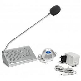 Interkom kasowy SD2006DL+ głośnomówiący