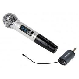 Mikrofon bezprzewodowy BLOW PRM904 UHF 1-kanałowy / 33-021