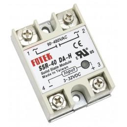 Przekażnik półprzewodnikowy SSR-40A DA 1-faza 40A/480V 3-32V