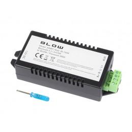 Wzmacniacz audio Bluetooth montażowy stereo 2x15W
