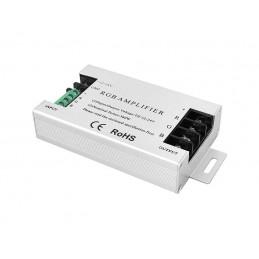 Wzmacniacz - przedłużacz do taśm LED RGB 360W/12V 720W/24V / LxTRF78