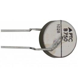 Termistor PTC B750 25ohm / 25R
