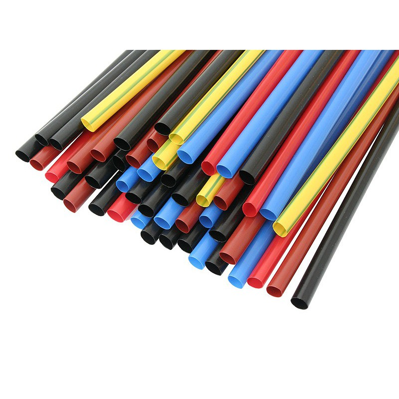 Rurka termokurczliwa 12,7mm/6.4mm - 1m / kolor