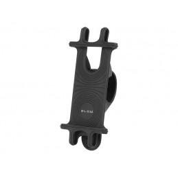Uchwyt do telefonu rowerowy/motocyklowy elastyczny 4-6 cali BLOW UR-06 / 75-395