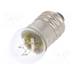 Żarówka E10 24V 2,4W / LAMP-EK/24/100
