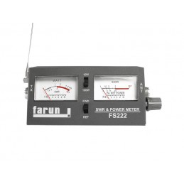 CB miernik SWR - reflektometr + moc SWR FS222