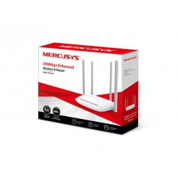Router MERCUSYS MW325R 3xLAN 1xDSL 4 anteny WiFi 300MHz