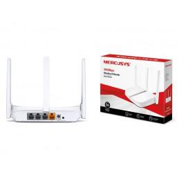 Router MERCUSYS MW305R 3xLAN 1xDSL 3 anteny WiFi 300MHz
