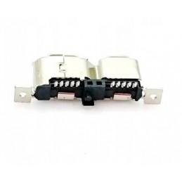 Gniazdo micro-USB 5-pin + 2-nogi do SMD / 003