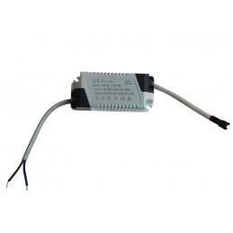 Zasilacz do LED prądowy 250mA 24-42V 12W plastik