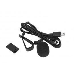 Mikrofon z klipem z wtykiem mini USB do kamer sportowych Kruger&Metz / KM0730