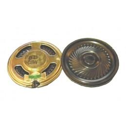 Głośnik YD50 5cm 0,5W 8ohm membrana plastikowa niski