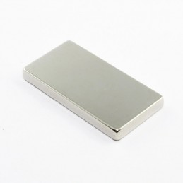 Magnes neodymowy MPL 50x25x5 płytkowy / N38
