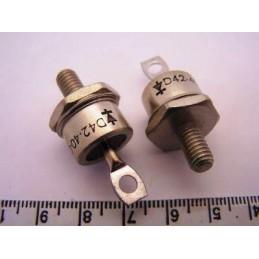 Dioda D42-40-06 RO 40A 600V gwint M6