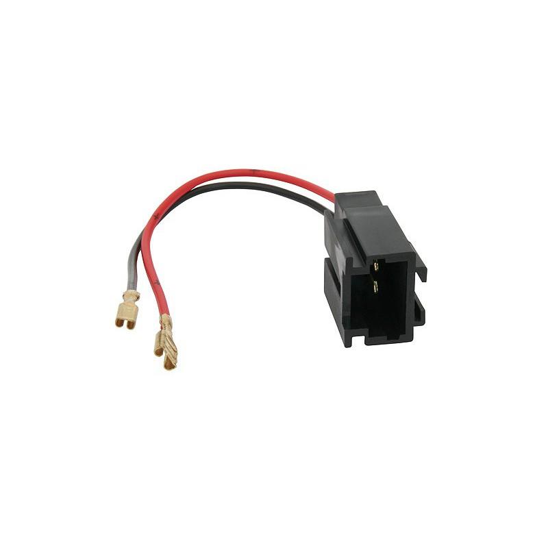 Złącze głośnikowe Citroen/Peugeot 99 / 0350