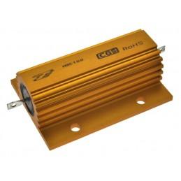 Rezystor 100W 1R z radiatorem
