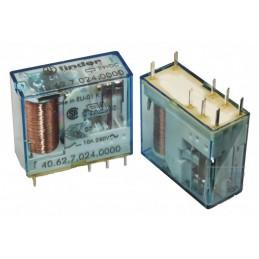 F40.62.7.024.0000 24VDC 2x10A przełC 2x10A przeł.