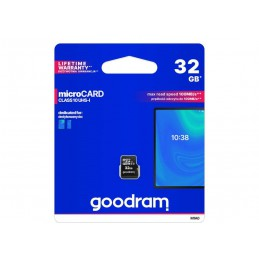 Karta SD 32GB micro GOODRAM...