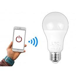 Żarówka LED E27 10W RGB...