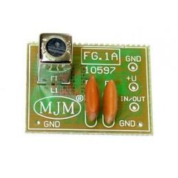 Generator 1Mhz do przestrajania fonii