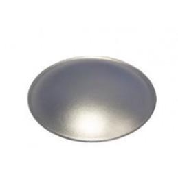 Kopułka głośnikowa 7,5cm srebrna