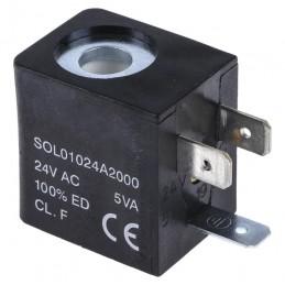 Cewka elektrozaworu 24V AC...