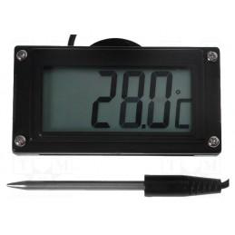 Termometr panelowy LCD od...