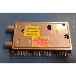 Głowica TV 6700RP3L01C z wylutu
