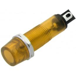 Kontrolka 10mm 230V żółta /...