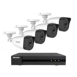 Rejestrator CCTV 4-kanał.+4...