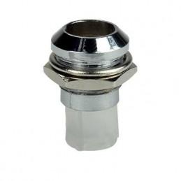 Oprawka LED 10mm AC10 metal...