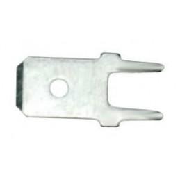 Konektor do druku pionowy wtyk 6,3mm FS1536