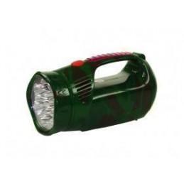 Latarka szperacz aku.LED 13+9, 3-funkcje - 6141