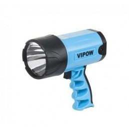 Latarka szperacz akumulatorowa LED 3W CREE+ład. - URZ0037
