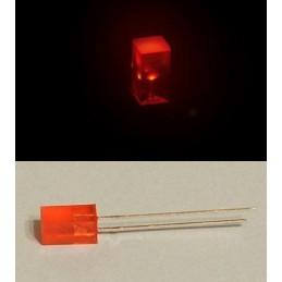 Dioda LED 5-5mm czerwona