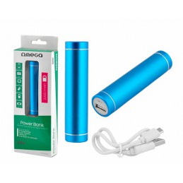 POWER BANK OMEGA 2200mAh - LxPL18 - LxPL17