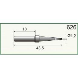 Grot do stacji lut. SL10-20-30 1,2mm - SR626
