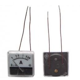 Amperomierz 10A kwadratowy DRUTY - MIE2132