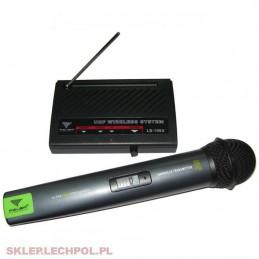 Mikrofon bezprzewodowy UHF LS105U pojedyńczy - MIK0040