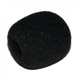Gąbka mikrofonowa mała czarna - MIK1576A