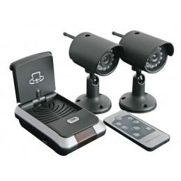 Zestaw 2 kamer bezprzewodowych dzień-noc - CAMSETW16