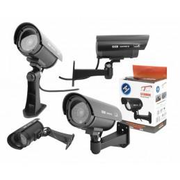 Atrapa kamery IR1100S czujnikiem ruchu i diodą LED - Lx KAM08