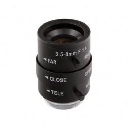 Obiektyw 3-8mm VD3580MS manualny