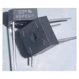 Mostek 6A-1000V KBPC610