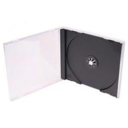 CD pudełko 1*CD czarne